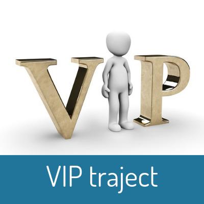VIP traject