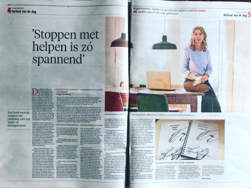 Leidsch Dagblad/Noord-Hollands Dagblad 20 januari 2020